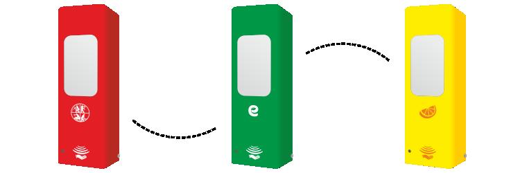 OEM Spender Systeme Hygienespender sensorspender