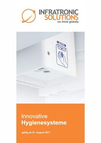 Innovative Hygienesysteme Sensorspender