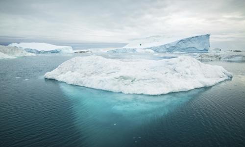 Schranksysteme Digitaldruck Motiv Antarktis von Infratronic Solutiuons