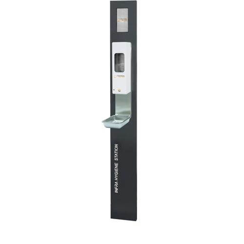 Infra Hygiene Station zur Wandmontage für Sensorspender