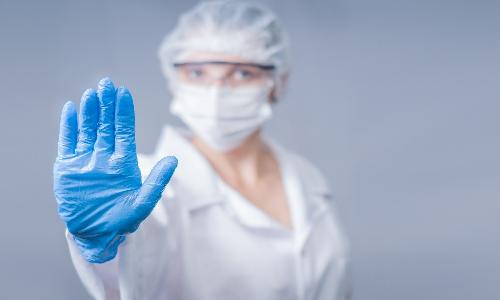 Berührungslose Hygienespender mit Zutrittkontrolle