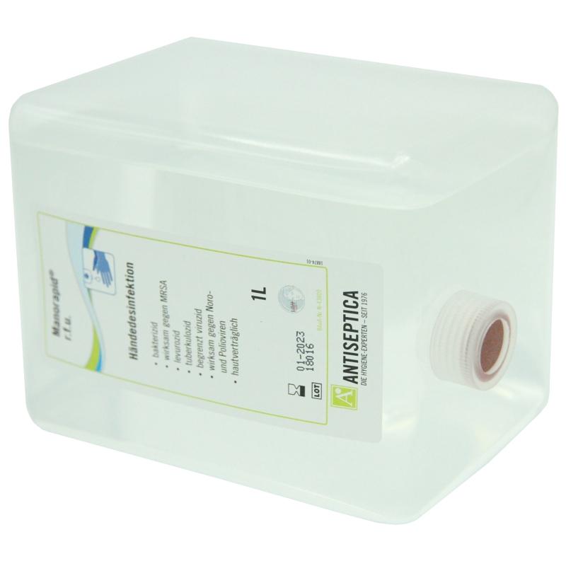 Händedesinfektion Verbrauchsmaterialien für Hygienespender
