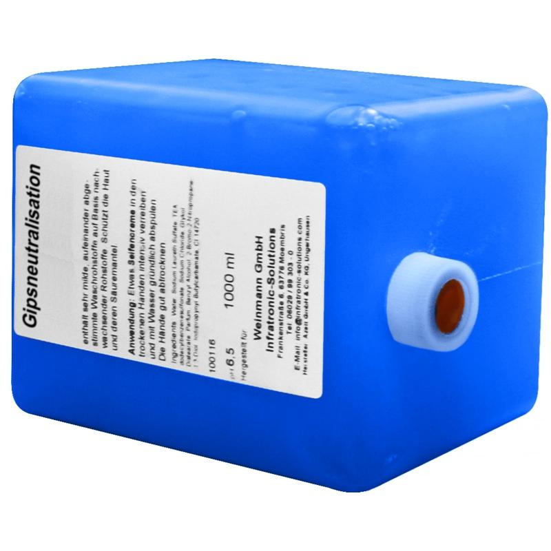 Verbrauchsmaterialien für Sensorspender Gipsneutralisation