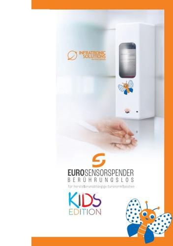 kindergartenspender hygienespender sensorspender infratronic