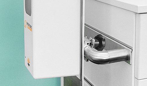 Halterung-für-sensorspender-hygienespender-desinfektionsspender