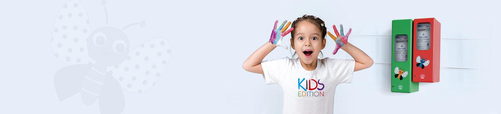 Kids Edition Schmetterling