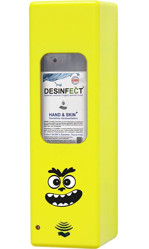 Hygienespender Gelb Larry