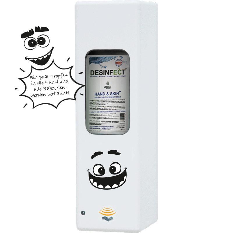 Hygiene Spender sensorspender Spenderserie EURO-2